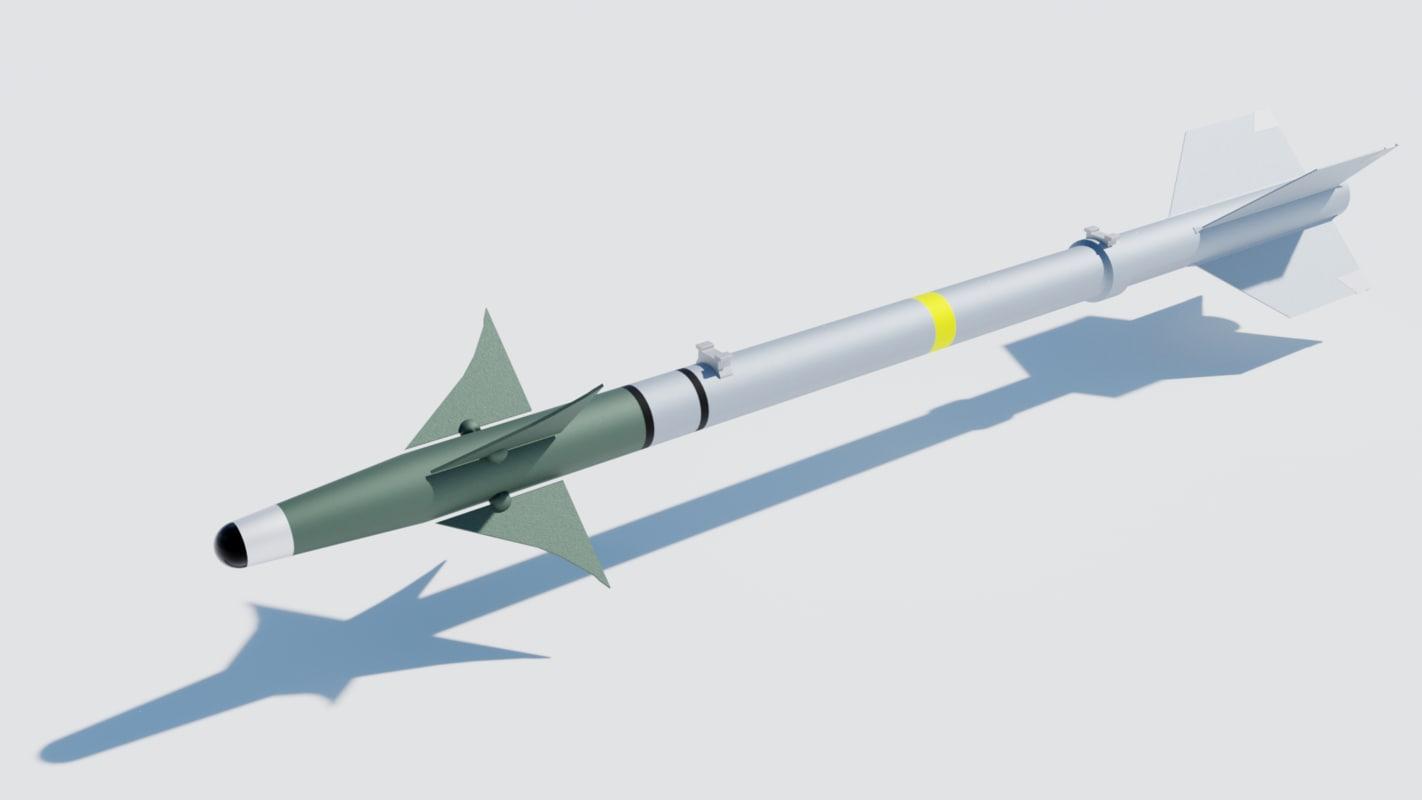 AIM-9 Sidewinder Missile