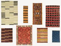 Vintage turkish kilim rugs vol 18