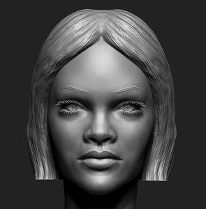 zbrush 3D model