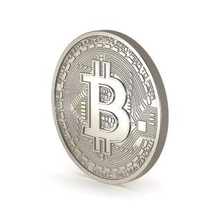 bitcoin coins 3dprint 3D model