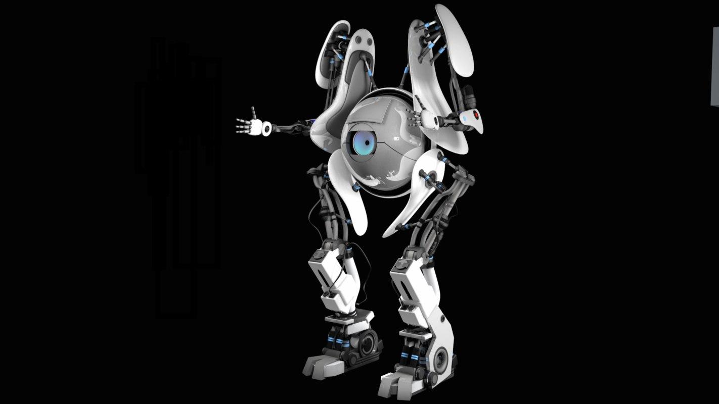 atlas portal 3D model
