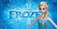 3D model frozen elsa