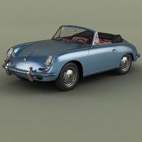 Porsche 356B T5 Cabrio