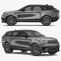 2018 Land Rover Range Rover Velar Corris Grey