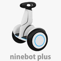 xiaomi ninebot 3D