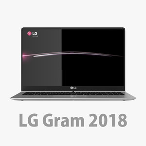 lg gram 3D
