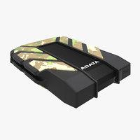 External Harddisk AData HD710M Camouflage