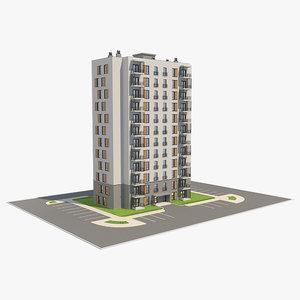 building 3D