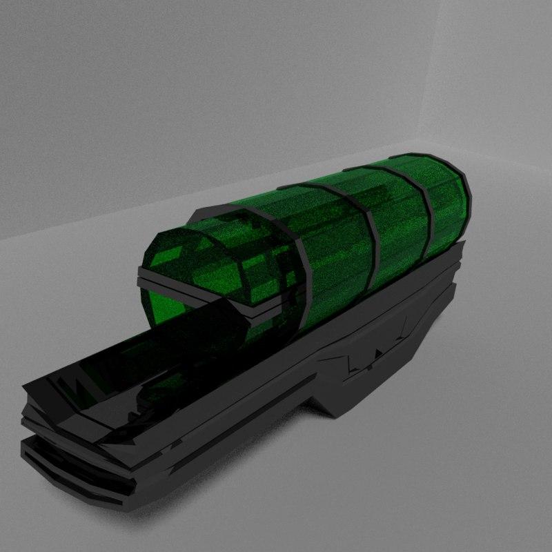 3D future experiments model