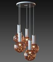 lighting corona 3D model