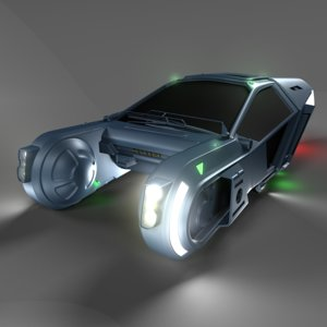 k spinner blade runner model