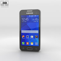 3D samsung v galaxy model
