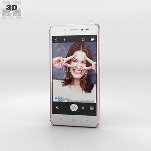 3D lenovo sisley pink