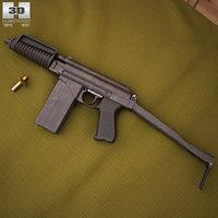 9a 9a-91 91 3D model