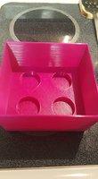 change cup box