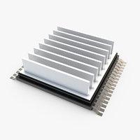 3D designs chip version 03