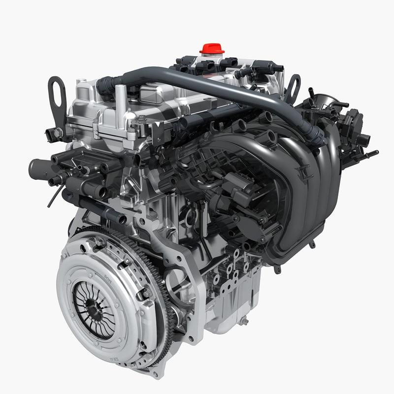 engine 4 3D