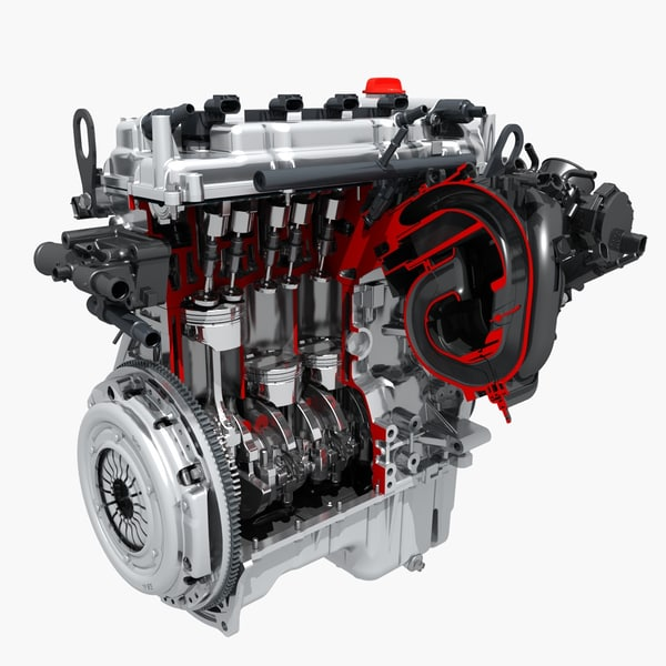 3D engine 4 cut