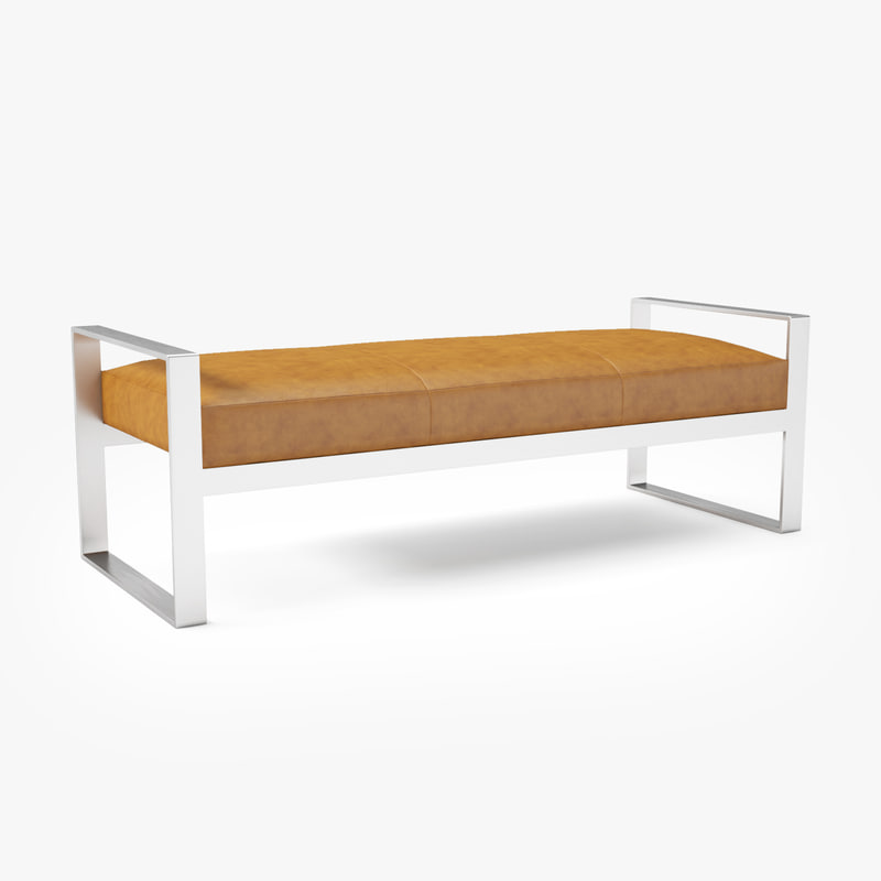 kravet new canaan bench 3D
