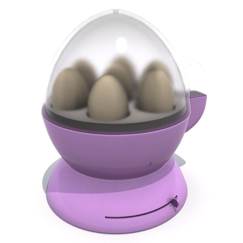 egg cooker model