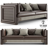 turri numero tre sofa 3D model