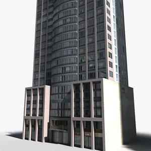 new york 150 east 3D model