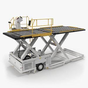 lower deck loader generic model