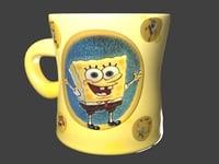 Sponge bob Cup
