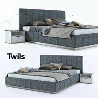 3D barr r d twils model