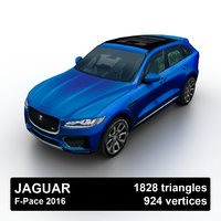 3D 2016 f-pace