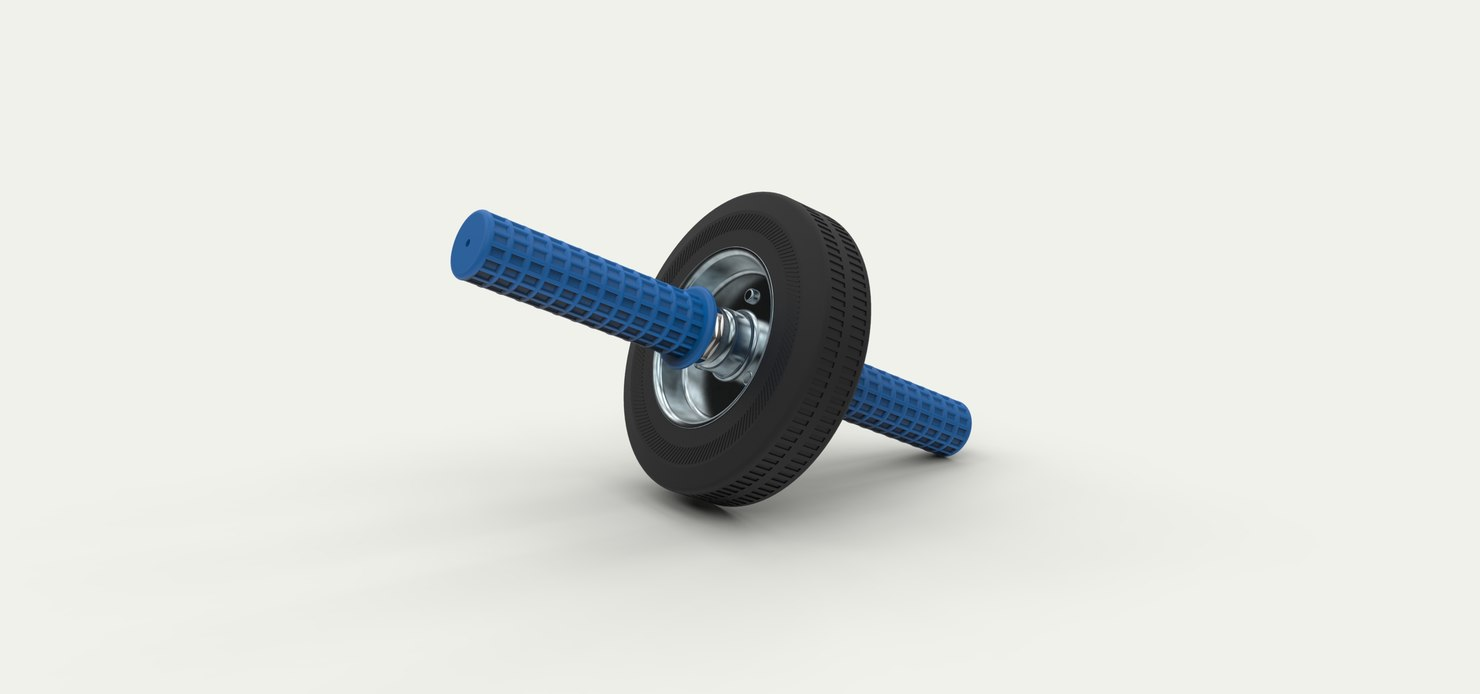 gymnastic roller model