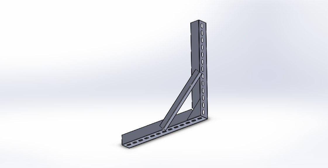 solidworks standard wall model