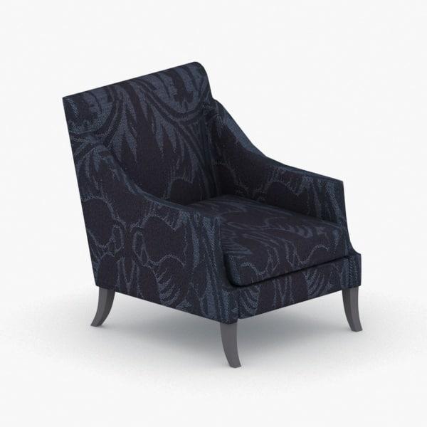 interior - armchair chair stool model