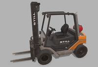 Forklift Still R70-50