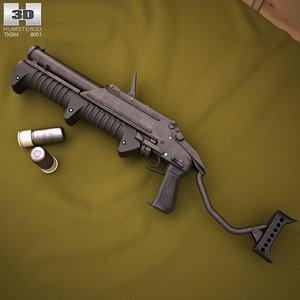 gm gm-94 94 3D model