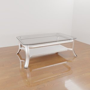 3D coffee table lancing