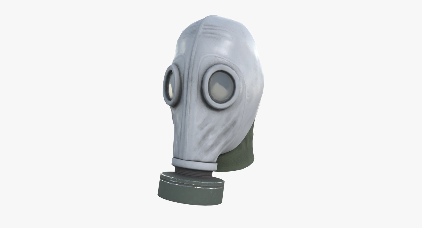 3D gp-5 gas mask gasmask