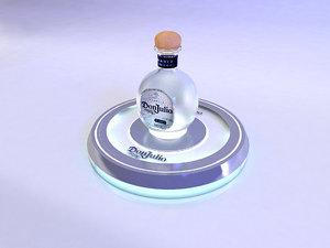 glorifier 3D model