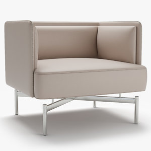 3D finale lounge bernhardt design