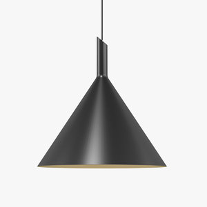 xal shiek lamp light 3D