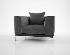 linley savile armchair model