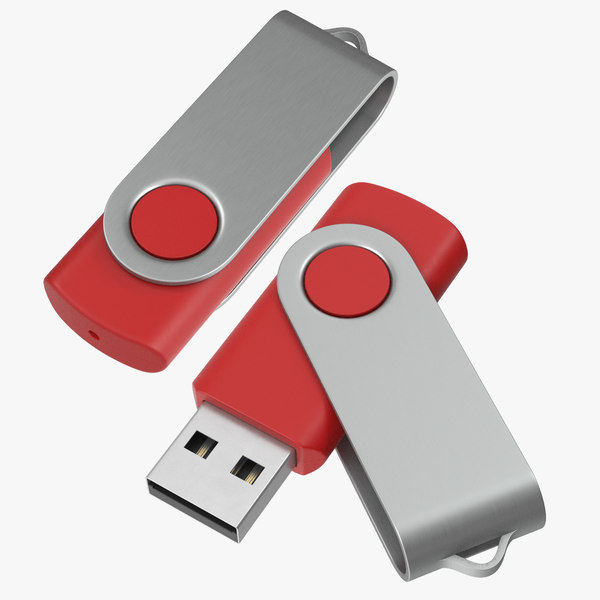 3D promotional usb sticks 03