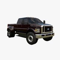 f-650 pickup 3D