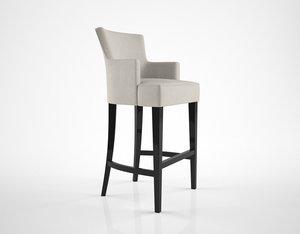 sofa chair paris carver model