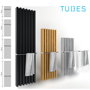 3D soho bathroom decorative radiator