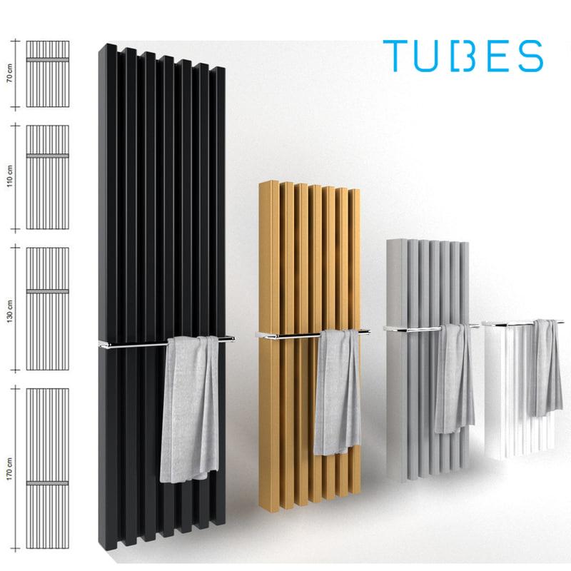 3D soho bathroom decorative radiator