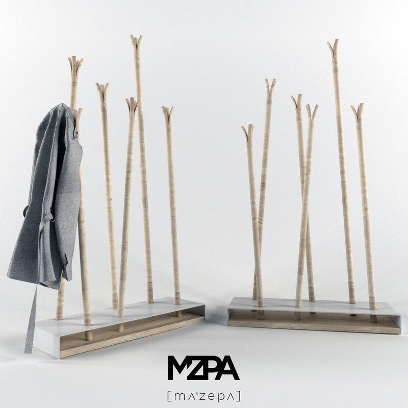3D designers hilka hanger