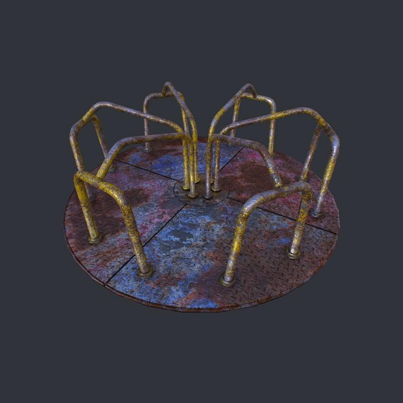 games unity 3D model