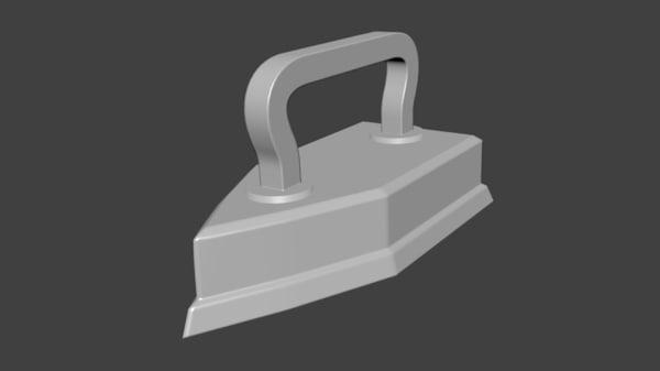 3D old ussr model