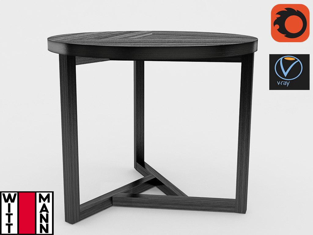 wittmann mokka table xii model